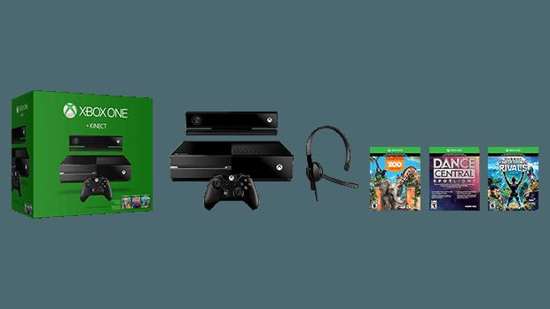 Bundle Xbox con Kinect