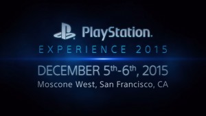 PlayStation Experience 2015