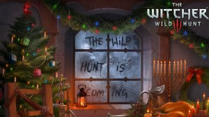 the witcher 3 christmas