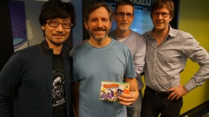 hideo kojima visita sucker punch