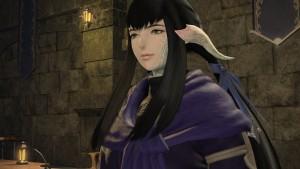 Yugiri final fantasy xiv