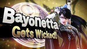 Bayonetta Super Smash Bros.