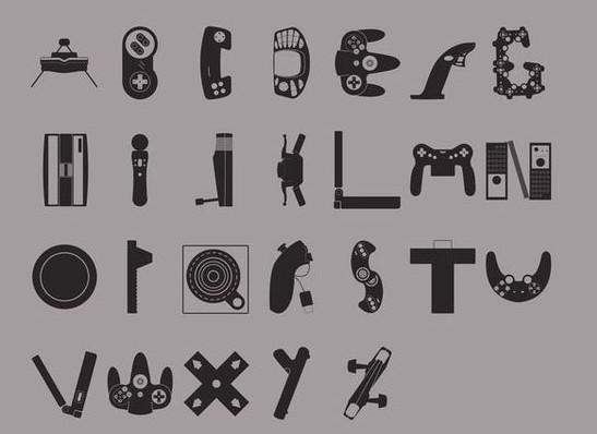 Alphabet Videogames
