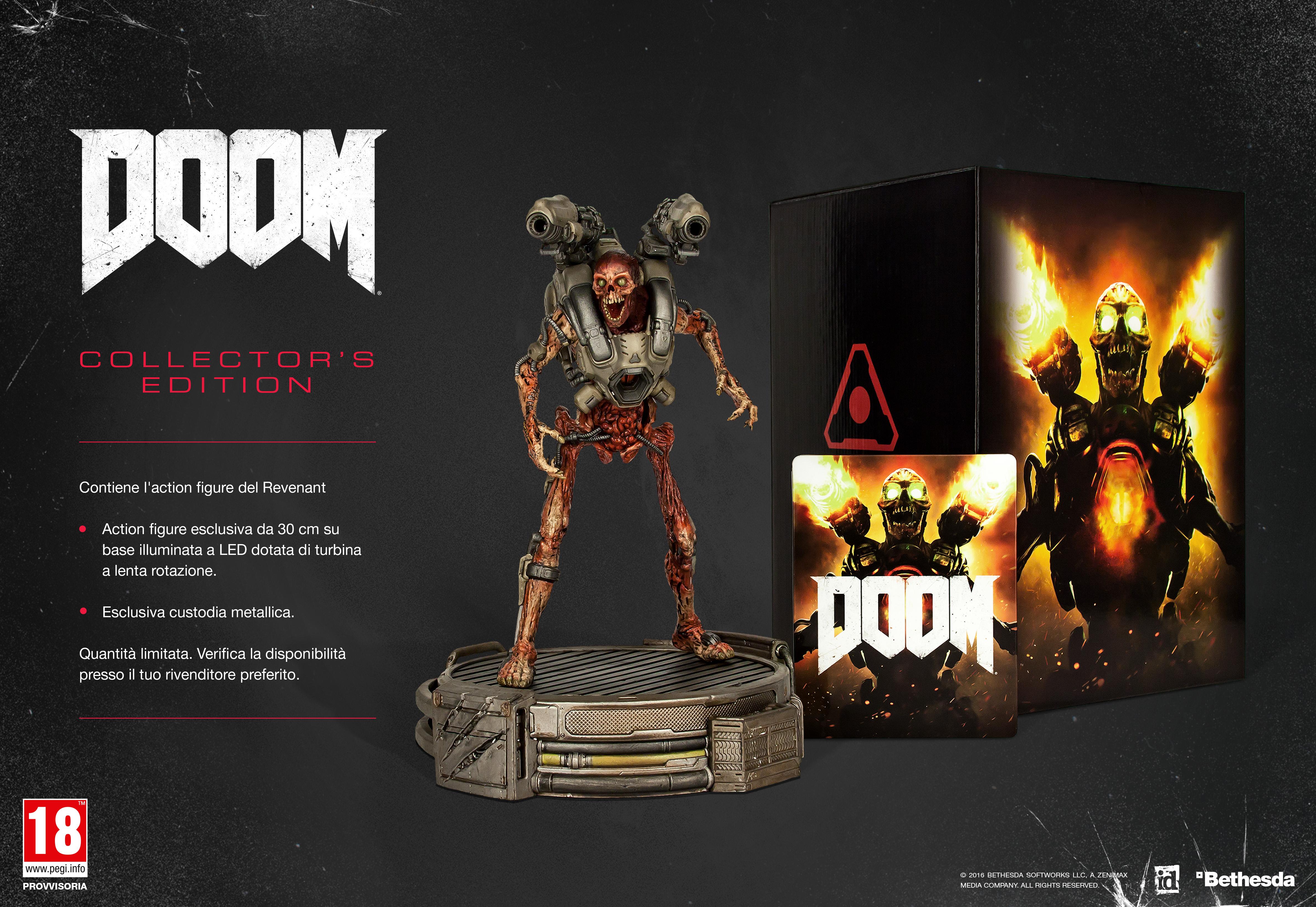 Doom collector