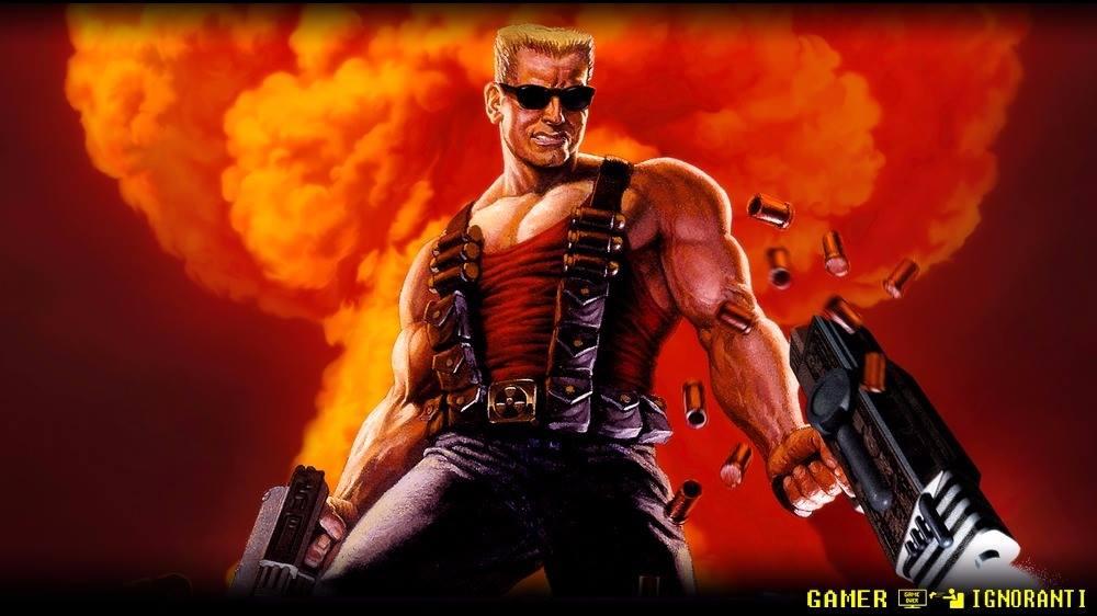 Duke Nukem Giochi Ignoranti