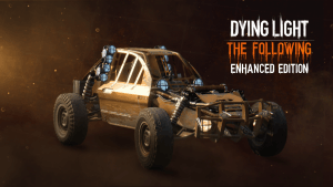 Dying Light Buggy Frenzy Gold Buggy