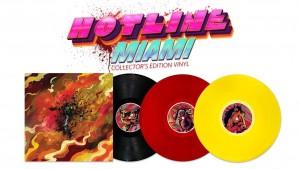 Hotline Miami Vinyl