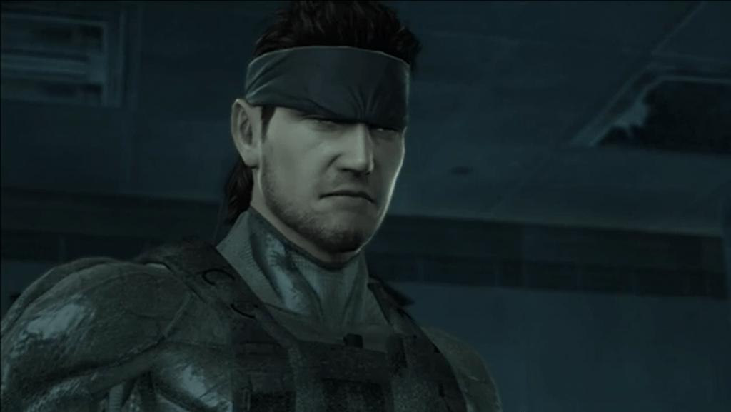 Solid Snake David Hayter