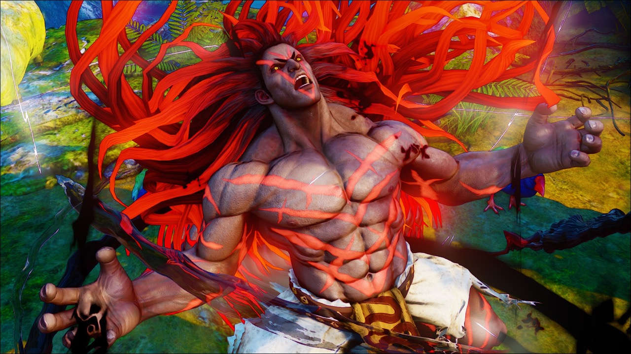 street fighter v necalli