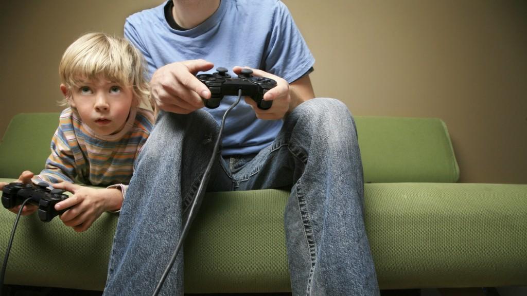 effetti dei videogiochi bambini