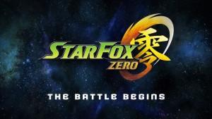 Star Fox Zero: La Battaglia Ha Inizio