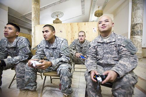 soldati e videogiochi