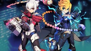 azure strikers gunvolt 2