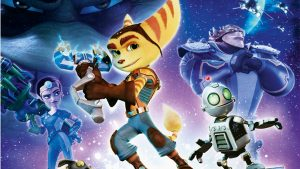 Poster Ratchet & Clank film