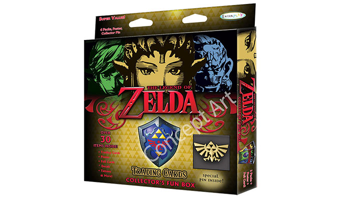 The legend of Zelda TCG