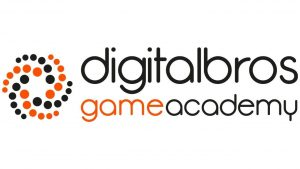 Digital Bros Game Academy Logo
