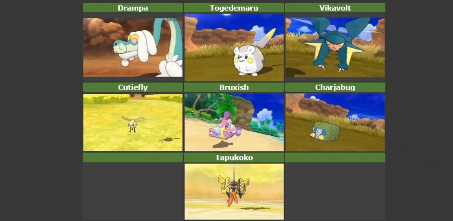 Pokémon Sole & Luna