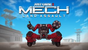 Mech Land Assault