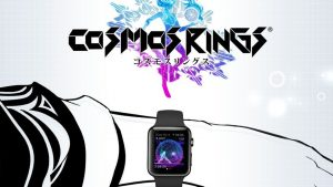Cosmos Rings Apple Watch