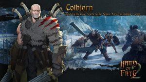 hands of fate colbjorn