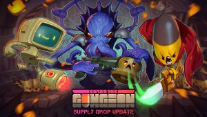 Enter the Gungeon's Supply Drop Update