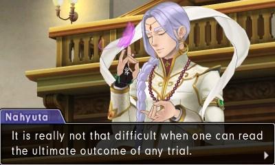 Phoenix wright spirit of justice 2