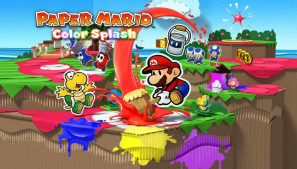 Origini Paper Mario Switch: Color Splash