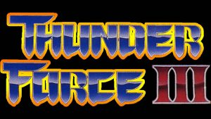 Sega 3D Fukkoku Archives 3: Final Stage thunder force iii