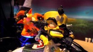 Skylanders Immaginators Crash Bandicoot e Dr. Cortex