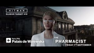 The Pharmacist Hitman
