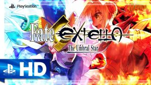 Fate/Extella fate extella