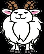 white_goat