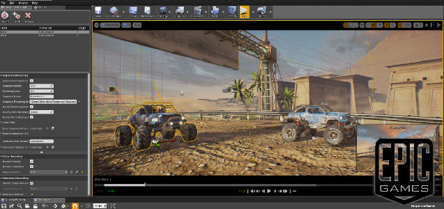 UE4 View Conference