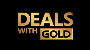 Deals with Gold - xbox live whit gold