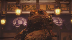 Nioh Great Toad