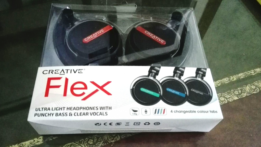 Creative Flex