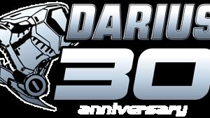 Darius - logo trentennale