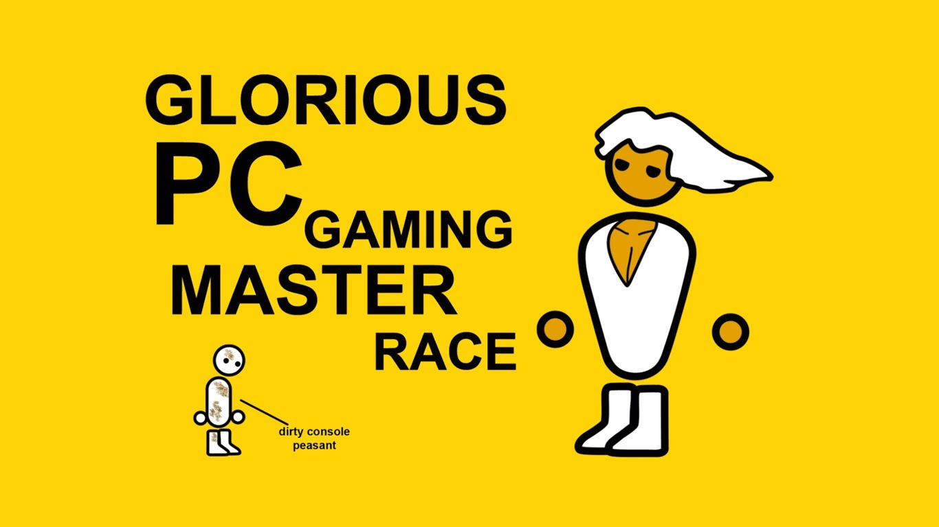 user score pc master race