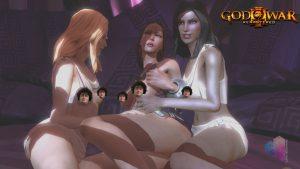 God Of War Sesso e Videogiochi