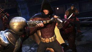 Damian Wayne Robin Batman