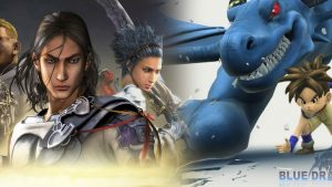 Blue Dragon e Lost Odyssey