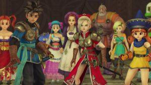 Dragon Quest Heroes III Dragon Quest Heroes II
