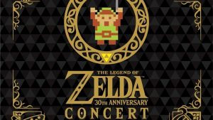 The Legend of Zelda 30simo anniversario