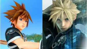 Kingdom Hearts III Final Fantasy VII Remake