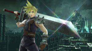 Cloud Final Fantasy Brave Exvius