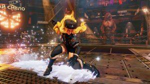 Street Fighter V Kolin