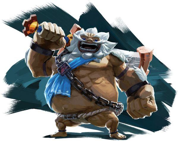 The Legend of Zelda Breath of the Wild  Daruk