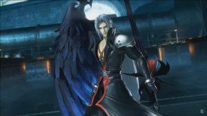 Dissidia Final Fantasy Sephiroth