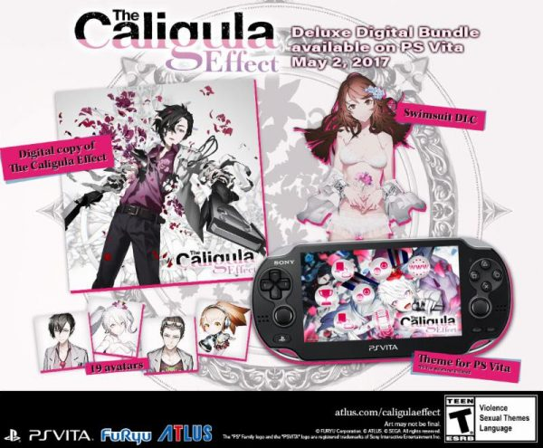 The Caligula Effect: Digital Deluxe