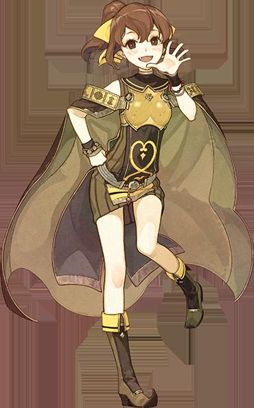 Delthea Fire Emblem Echoes